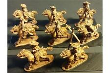 15mm Fantasy Stygian Cavalry with Bows Unarmored Horse (16 figures)