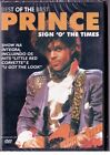 Prince Sign 'o' The Times Dvd Sealed Sigillato