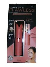 Finishing Touch Flawless Women's Painless Hair Remover, Pink Crystal/rose Gold