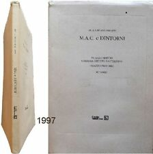 M.A.C e Dintorni concretismo sintesi arti percezione visiva 1997 Corgnati Milano