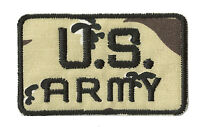 Patch écusson thermocollant hotfix patche US ARMY armée américaine GI marines