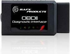 BAFX Products Wireless Bluetooth OBD2 OBDII Diagnostic Car Scanner