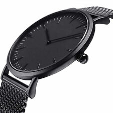 Trendy Women's Watch Crystal Sport Stainless Steel Wrist Band Analog Quartz