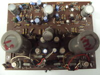 KLH 51 Power Supply Board. Part # YD2729002 Tested. Parting Out KLH 51 Receiver.