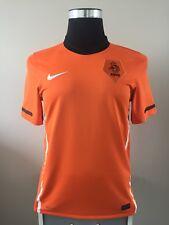 Holland Home Football Shirt Jersey 2010/11 (S)