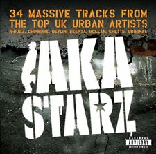 AKA STARZ CD UK GRIME RAP MUSIC NEW