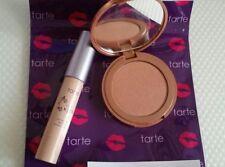 Tarte Full Sz Highlighter Daygleam (rose gold) & Full Sz Lip Tint Buff (nude)