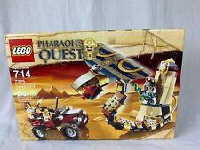 Lego Pharaoh's Quest 7325 Cursed Cobra Statue New, Sealed