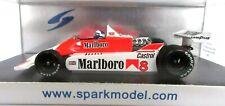 1/43 SPARK MCLAREN M29 Marlboro n°8 6th Argentina GP 1980 Alain Prost S3098