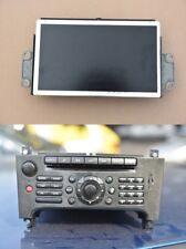 PEUGEOT 607 GPS NAVIGATION RADIO NAVI SAT NAV RT4 HDD