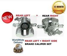 FIAT SCUDO NEW RHS LHS REAR BRAKE CALIPERS 1.6 D 2007- LEFT + RIGHT MULTIJET