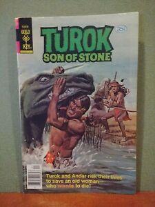 Turok Son of Stone #119 1979 Dell/Gold Key 5.0