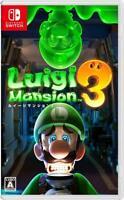 Luigi Mansion 3 -Switch