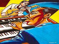 JIMMY MCGRIFF KENNY BURRELL PRINT jazz r&b hammond b-3 organ archtop guitar cd