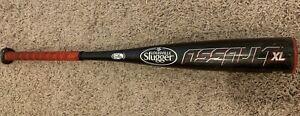 "Louisville Slugger SLAS14-RX Assault XL -10 Baseball Bat 29"" 19 oz 2 3/4 Barrel"