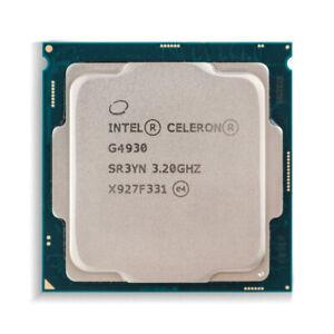 Intel Celeron G4930 Coffee Lake 3.2 GHz LGA 1151 8th 9th Gen B360 B365 Z370 Z390