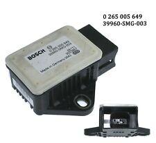 0265005649 Genuine Honda Civic MK8 ESP Yaw Rate Sensor Assy 39960-SMG-003