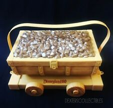 Disneyland Diamond 60th Snow White Seven Dwarfs Mine Cart Disney Popcorn Bucket