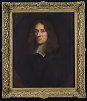 17th Century Dutch Old Master Portrait Gentleman Antique Oil Painting PROVENANCE