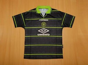 sale CELTIC 1998 1999 shirt M MEDIUM Umbro jersey Ireland trikot Glasgow 98 90's