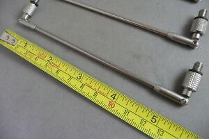 SOLAR BOBBIN/BITE INDICATOR DOUBLE HINGED 140mm BUTT BANGER SWINGER ARM  x1, 2,3
