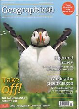 the geographical magazine-JUNE 2014-TAKE OFF!