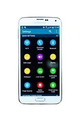 Samsung  Galaxy S5 SM-G900I - 16GB - Shimmery White Smartphone