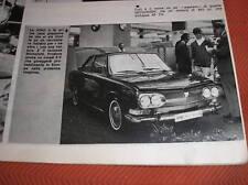 HINO MICHELOTTI SU  300 ALL'ORA 1966