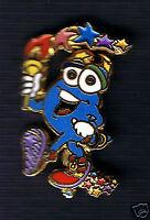 1996 Atlanta Summer Olympics 2 pin set featuring Izzy (Official Olympic Mascot)