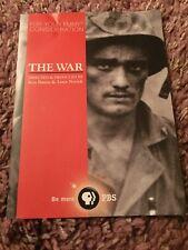 "The War Ken Burns DVD PBS Emmy Screener Episode 4 ""Pride Of Our Nation"" Civil"