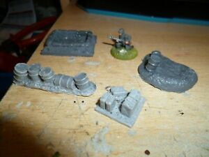 WWI/WW2 20mm Scale Objective Marker sets resin new multi listing