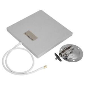 Outdoor Antenna Panel 14DBI High Gain WiFi Wlan Extender Directional Long Range
