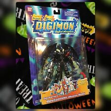 DIGI WARRIORS Digimon Tamers Season 3 Beelzemon BLUSTER BLAST MODE Figure NIB