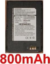 Batterie 800mAh type LGLP-GBNM SBPP0025001 Pour LG KE590