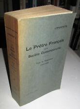 Le Prêtre Français et la Société Contemporaine-Vers la Séparation - J.Brugerette