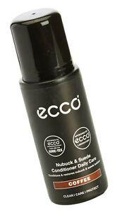 ECCO Men's Shoe Care Suede Conditioner 42 EU/8 M US Coffee