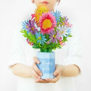 Lovepop Flowers  - Thinking of You Bouquet  -  3D Pop-up Flower Bouquets NEW!