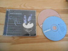 CD ROCK Bill Bruford eathworks-Footloose and Fancy Free 2cd (14) canzone superficie Rec