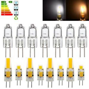 G4 LED Bulbs 3W 6W 1505/0705 COB Capsule Light Lamp/ G4 20W Halogen Bulb Fr Home