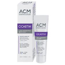 Calming & repairing cream scars damaged irritated skin restores comfort 20 ml