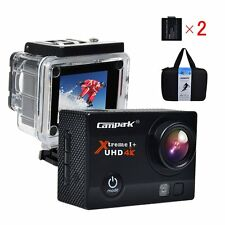 Action Cam 4K 16MP 170° WIFI Slow Motion Waterproof 30M 98FT Sports Camera