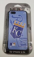 KANSAS CITY ROYALS 3D Hard Protective Cell Phone Case for the IPhone 5
