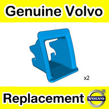 Genuine Volvo Isofix Mounting Guide / Plastic Cover