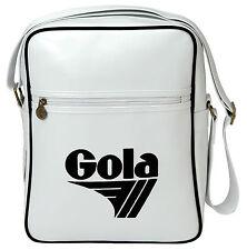 ***NEW*** Gola Bronson Bag Color White/Black Great Look!