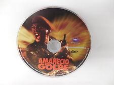 Amanecio de Golpe DVD Movie Caracus Venezuela Spanish w/English subs  NO CASE