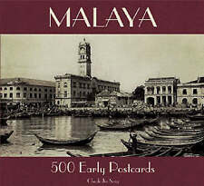 Malaya: 500 Early Postcards ' Cheah Jin Seng