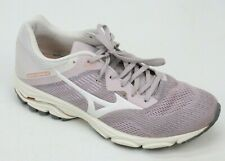 Mizuno Wave Inspire 16 Womens Athletic Sneakers Shoes Size 9.5 Light Purple