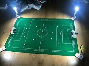 4 NEW TABLE SOCCER FLOODLIGHTS. FOR SUBBUTEO TABLE FOOTBALL.OR SIMILAR