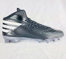 sports shoes ab84b 68509 Adidas Freak X Carbon Mid D Mens Football Cleats Sz US12.5 Color Black