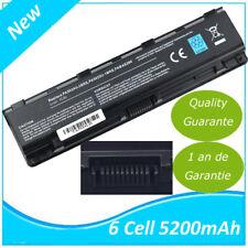 Batterie 5200mAh pour TOSHIBA PA5109U-1BRS PA5109U1BRS PA5110U-1BRS PA5110U1BRS